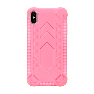 pink anti-fall TPU phone case