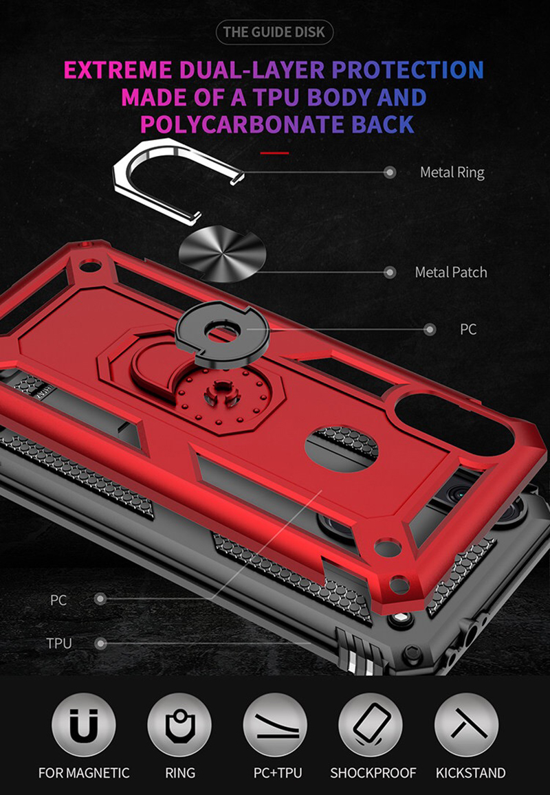 anti-fall mobile phone case
