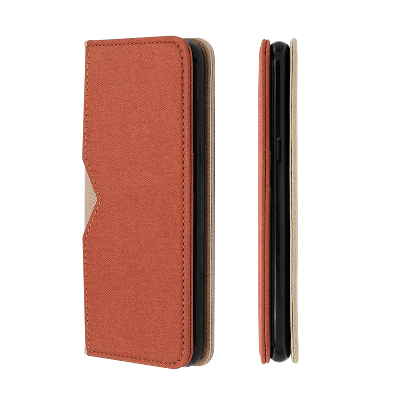 pu leather phone case for sumsang