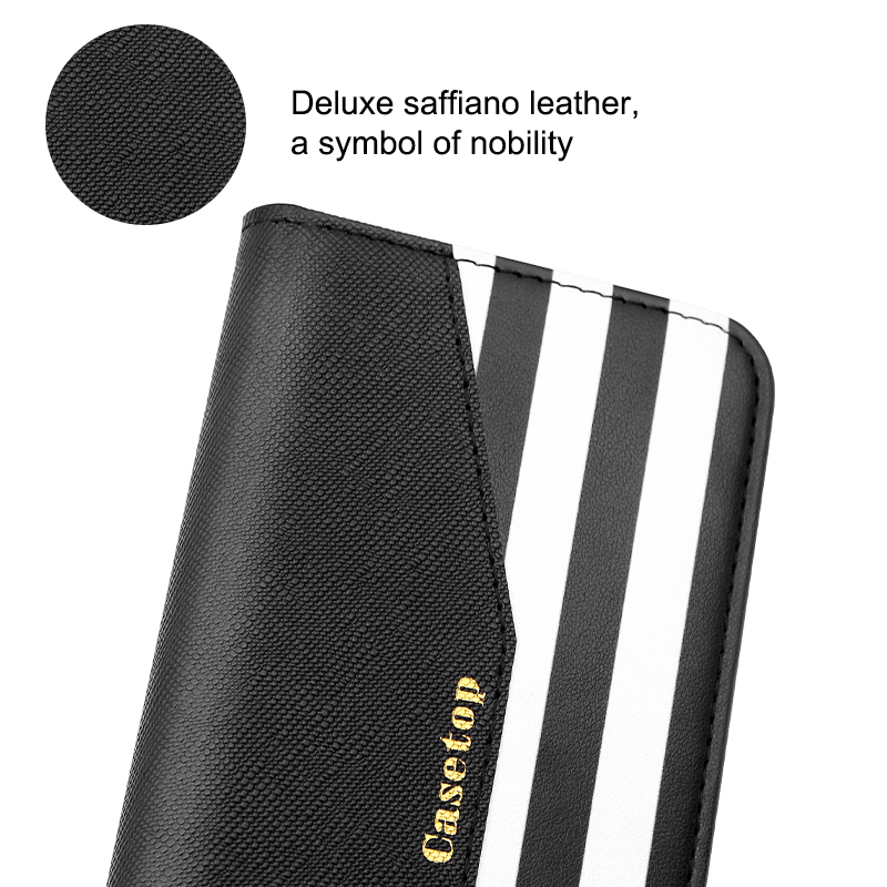 deluxe pu leather case