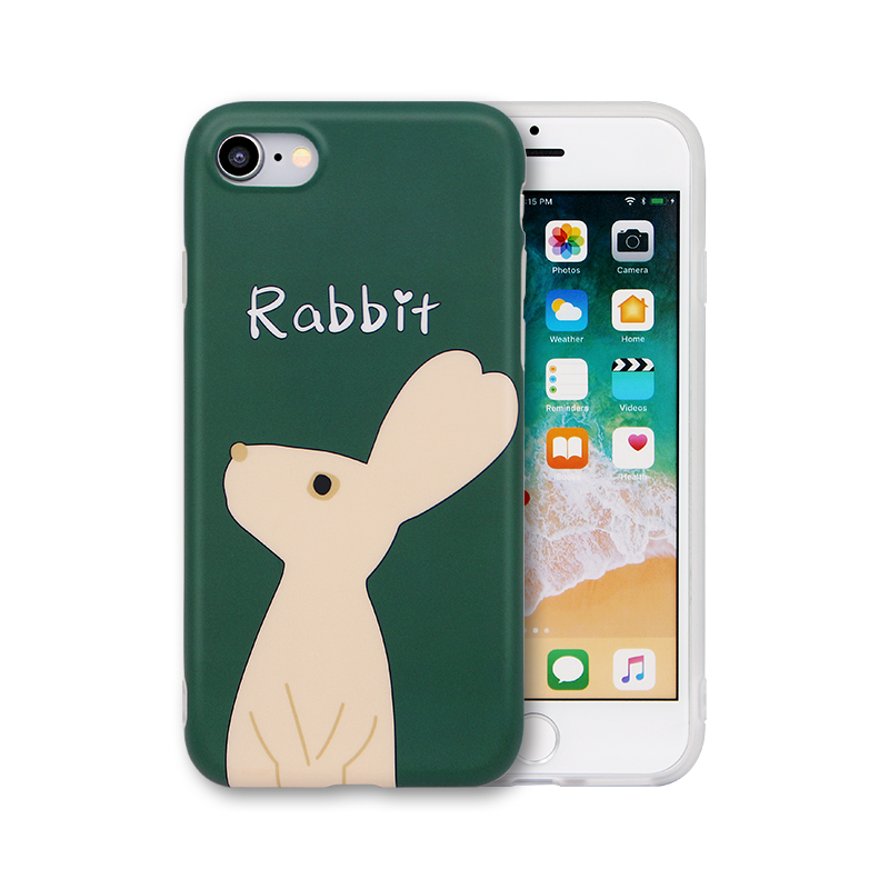 cute rabbit design cellphone case