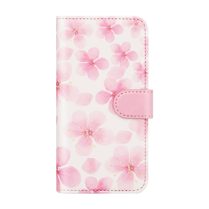 pink cherry blossom case