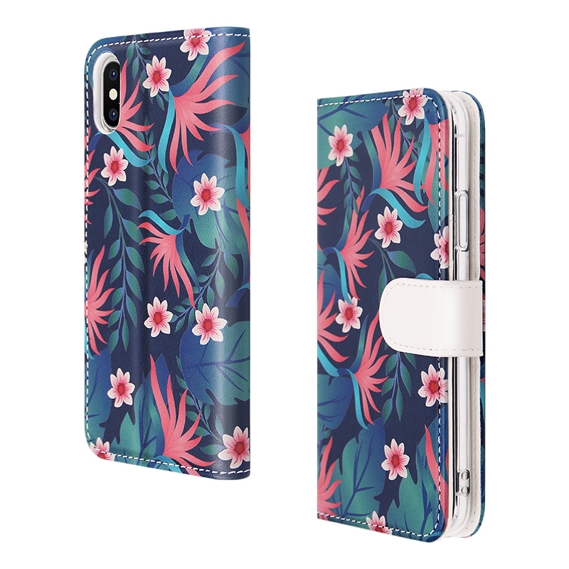 TPU+PU phone case