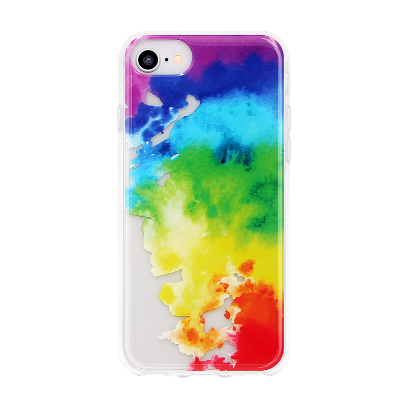 phone case with IMD design