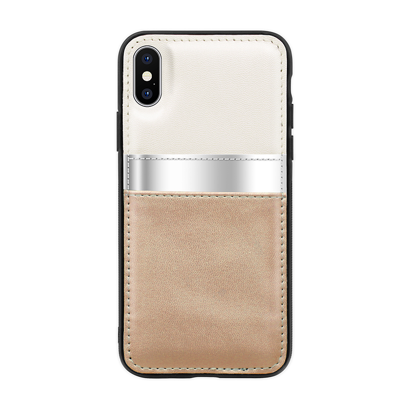 leather phone back case cover