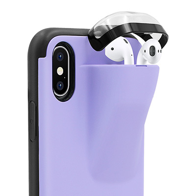 airpods 2 in 1 phone case