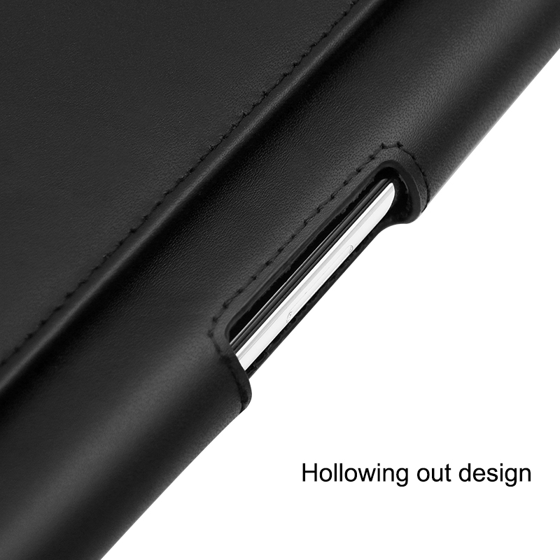 folio case with kickstand function