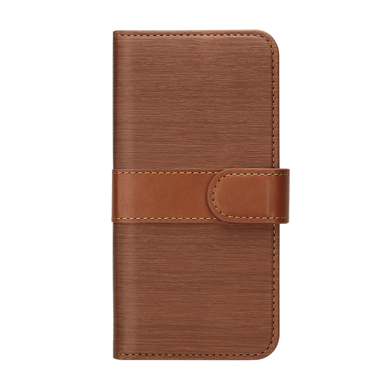 good design flip leather case