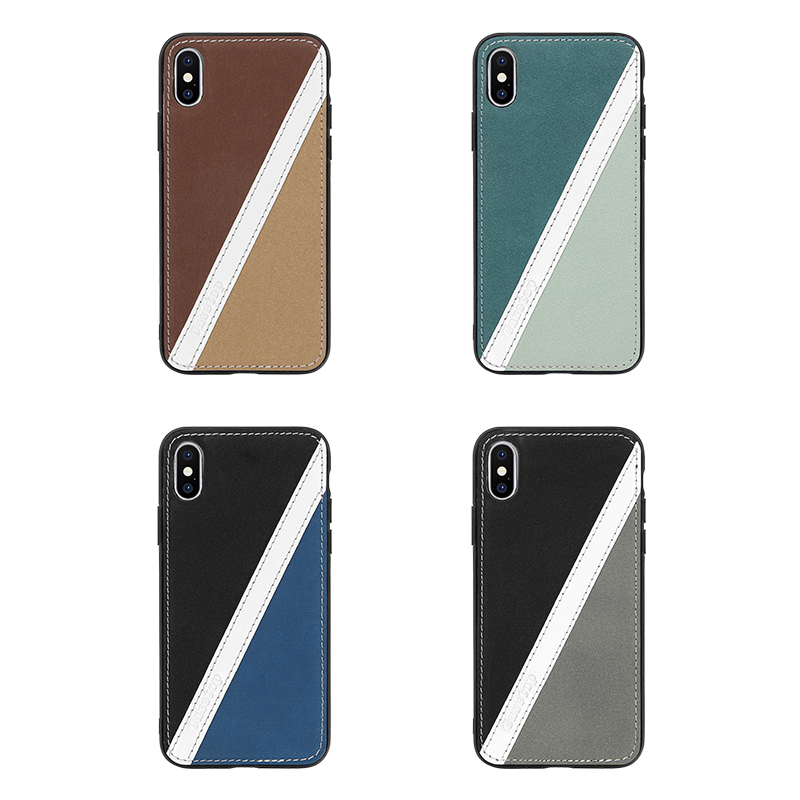 PU Leather Phone Case for Samsung