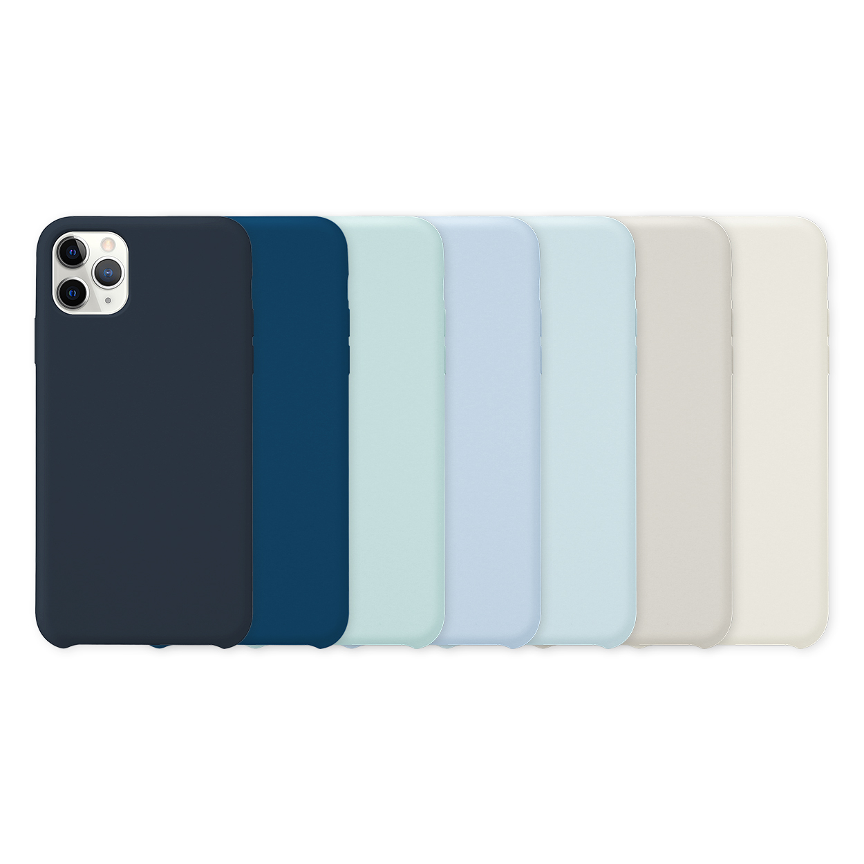 Liquid Silicone Phone Case for iphone
