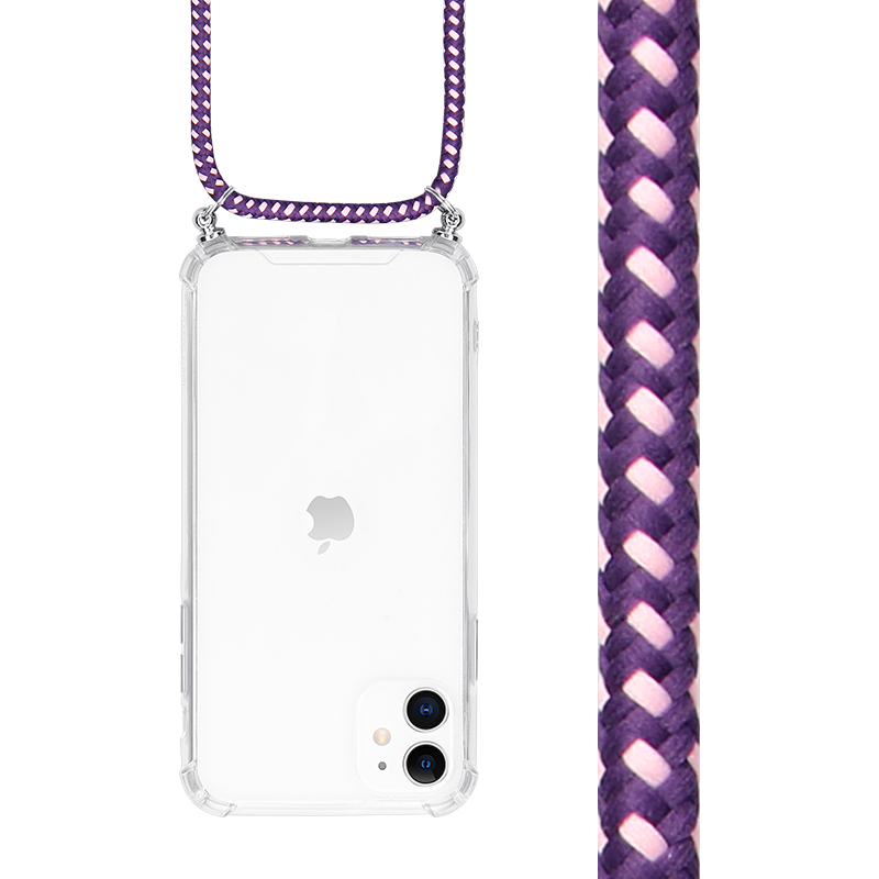 crossbody strap phone case