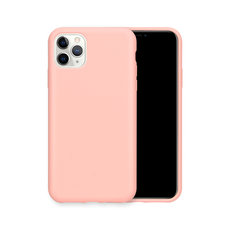 Liquid Silicone Phone Case in candy color