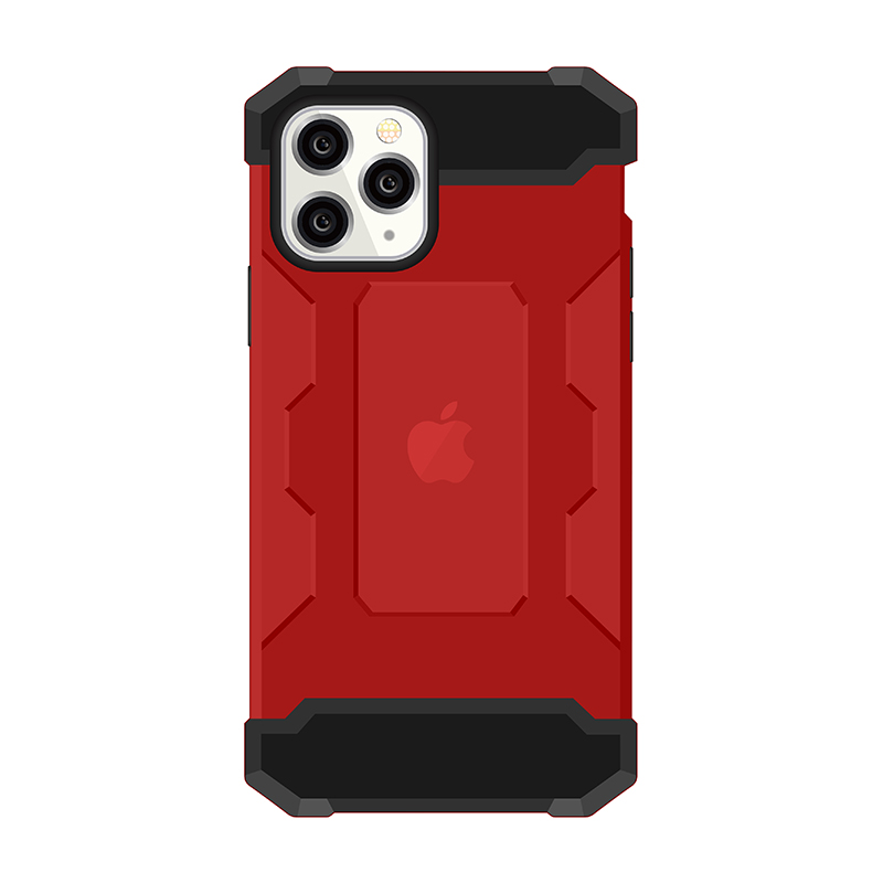 anti-fall 2 in 1 phone case