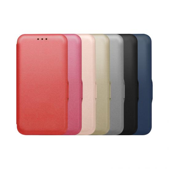 shell filp PU leather phone case