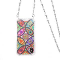 anti-fall printing chain phone cover