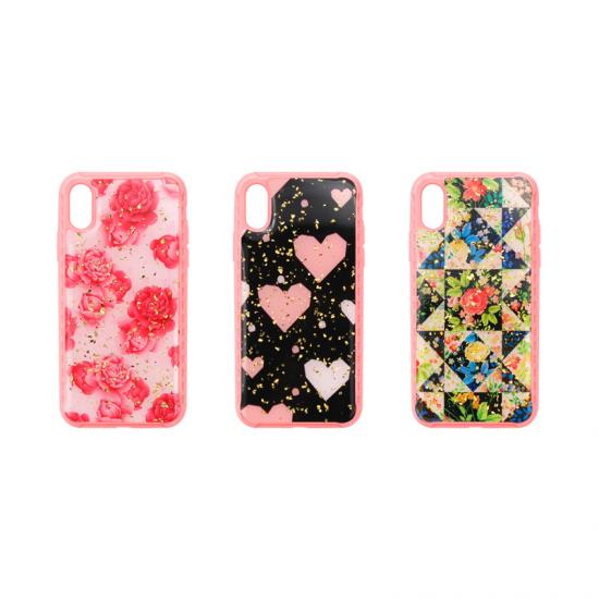 Drop glue TPU mobile phone case