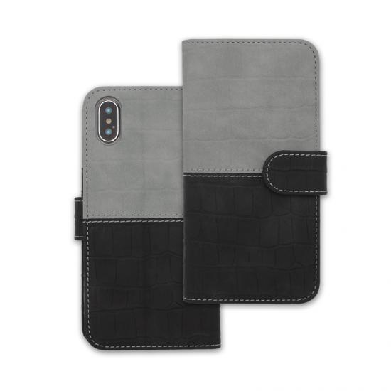 high quality pu leather phone case