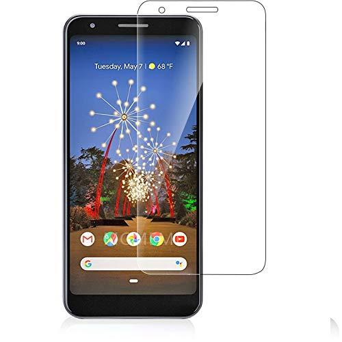 Anti-Fingerprints 9H Tempered Glass for Pixel 3a XL