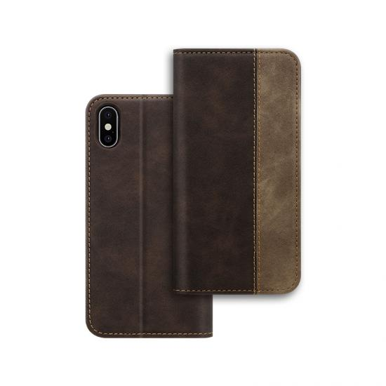 PU Leather Card Slot Phone Case with magnet