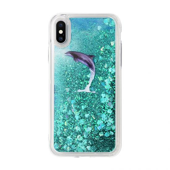 Electroplating Quicksand Case For IPhone