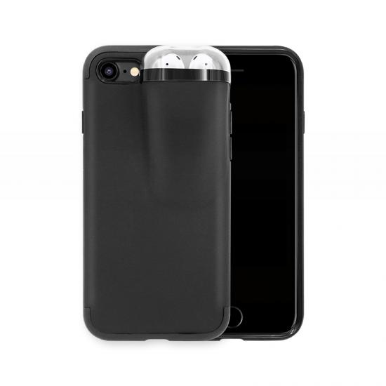 Airpods Shockproof 2 in 1 Phone Case