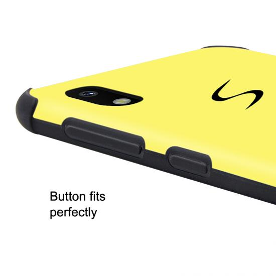 Pure color Shockproof IMD Phone Case