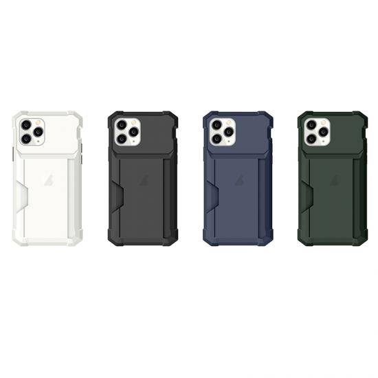 card slot 2 in 1 hybrid phone case