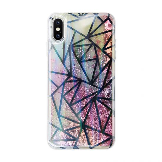 Aurora Drop Glue IMD Phone Case
