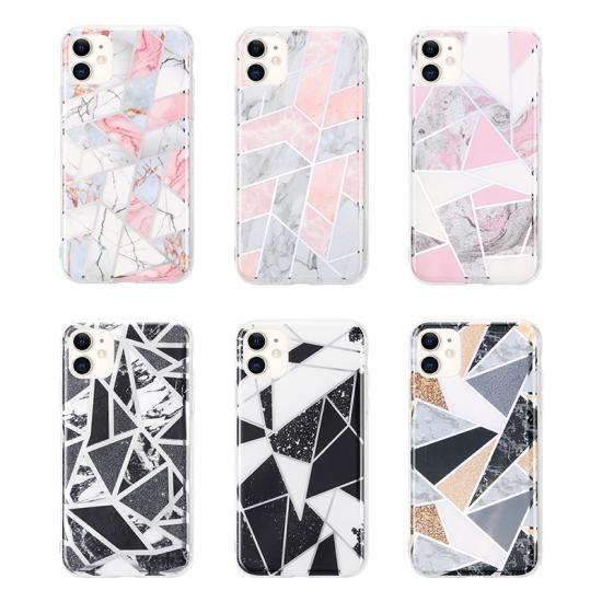 Marble Soft TPU phone Case for iPhone 11