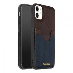 Wholesale Custom Customizable iPhone 11 Pro Max Wallet leather case