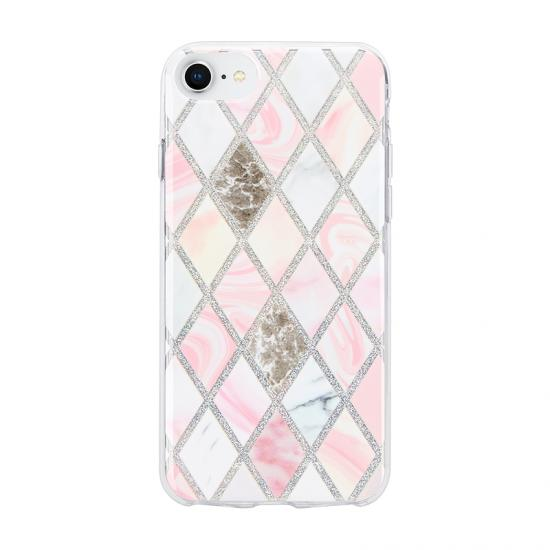 Wholesale Custom Cosmo Classic Phone Case - Marble Pink