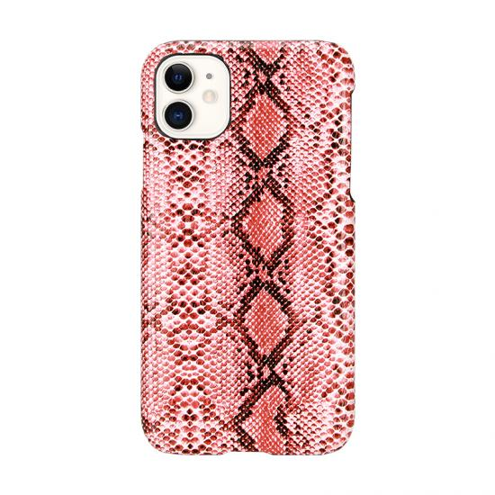 luxury TPU leather snake skin shockproof protective phone case