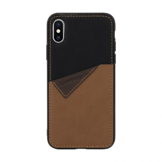 Customized anti-slip PU Leather Mobile Phone Wallet Case
