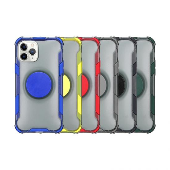 Frosting 360 Rotation Ring TPU Phone Case for Xiaomi