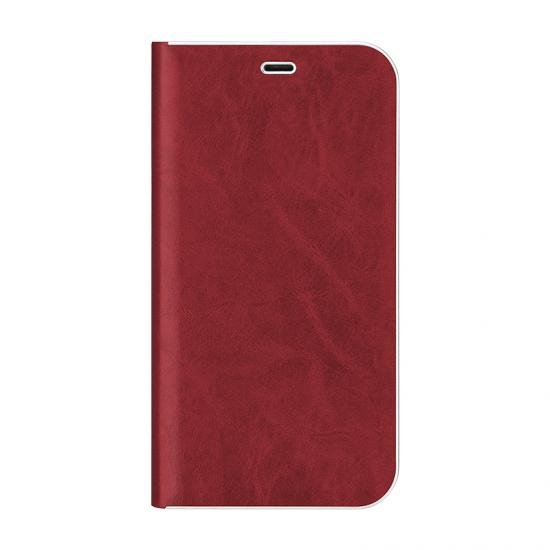 Shockproof Flip Magnetic PU Leather Shell Case