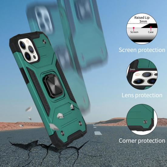 Heavy Duty Kickstand Car Magnetic Phone Holder