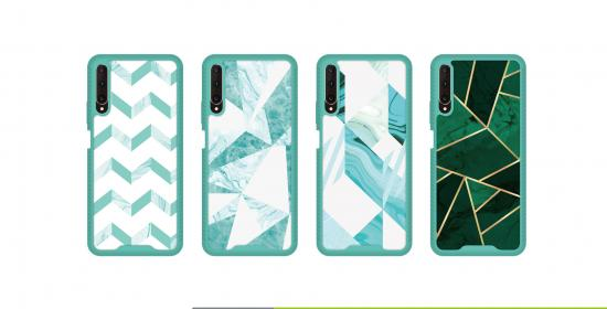 TPU PC Full-body shockproof protection bumper cell phone cases