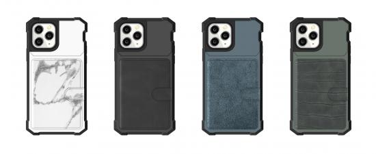 New Custom Dustproof Magnetic PU Leather Phone Case