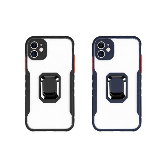 finger loop Hybrid Phone case for Iphone