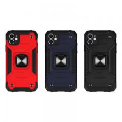 Shockproof kickstand back covers Hybrid Phone case for Iphone