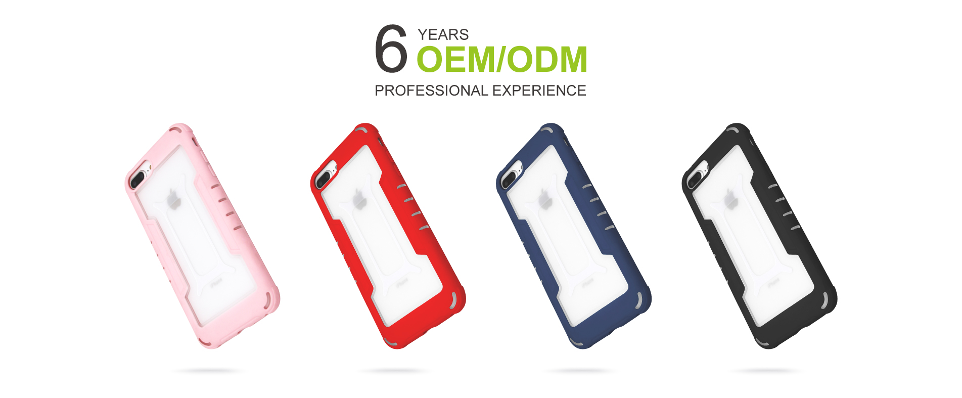 2 in 1 mobile phone case
